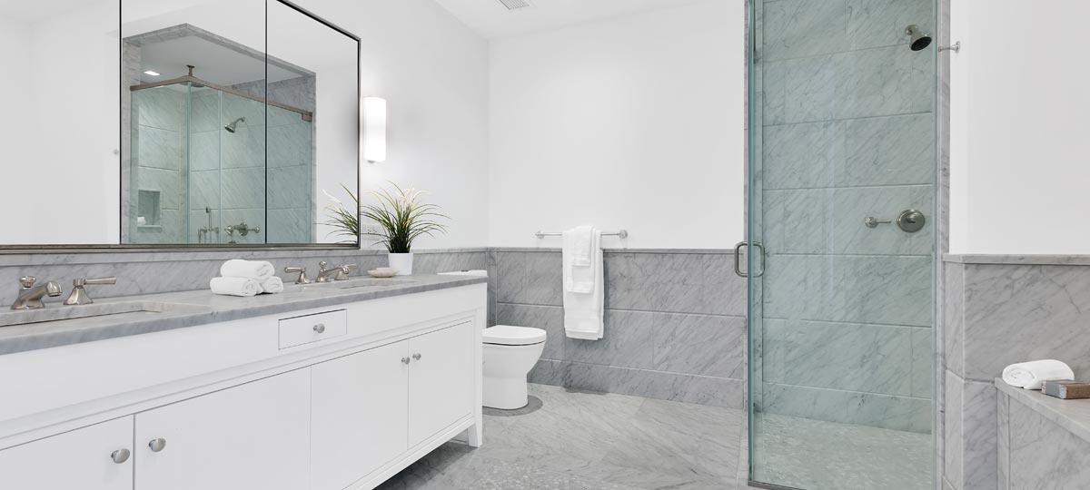 10 Madison Square West New Bathroom