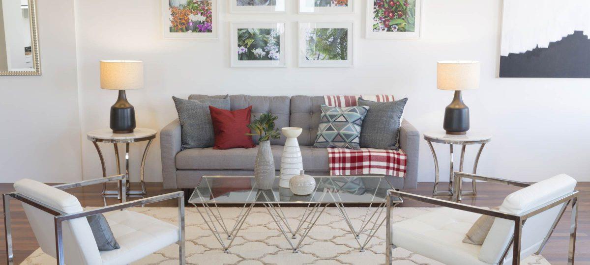 225 Lafayette, NY, Living Room