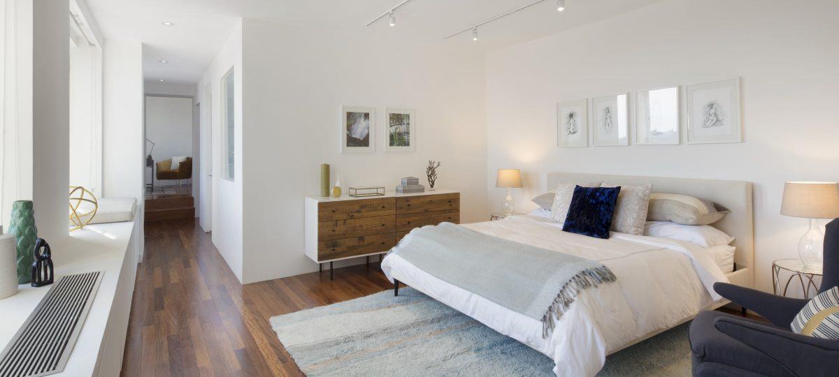 225 Lafayette, NY, Master Bedroom