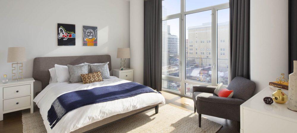 520 West 19th, NY, Bedroom