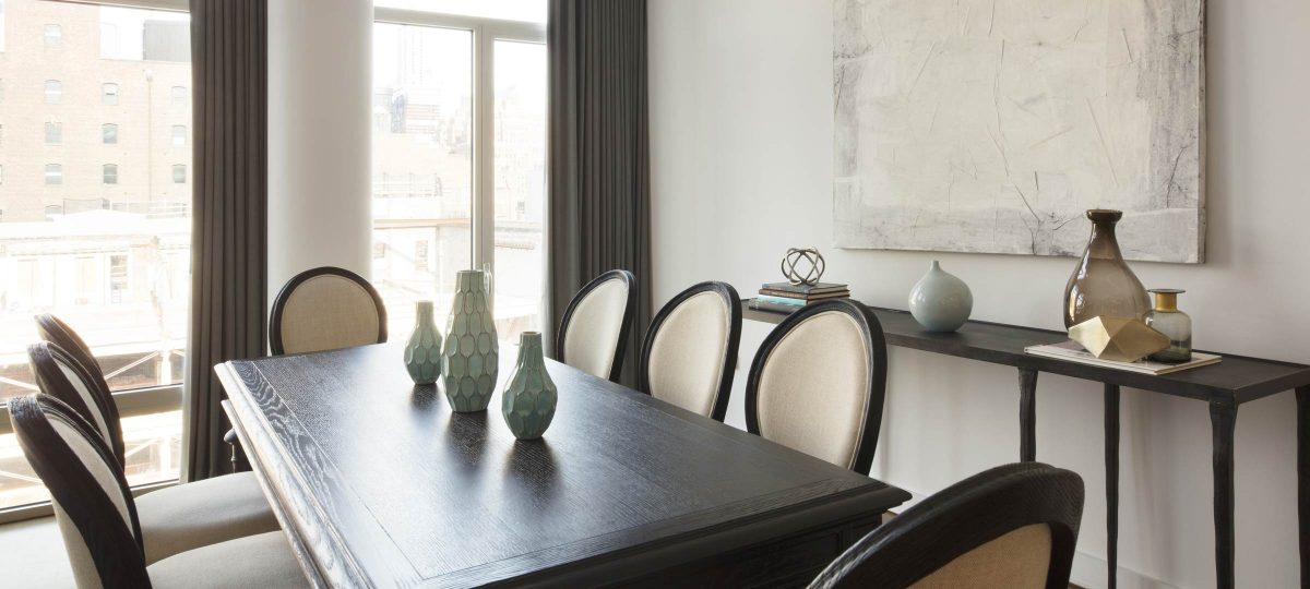 520 West 19th, NY, Dining Room