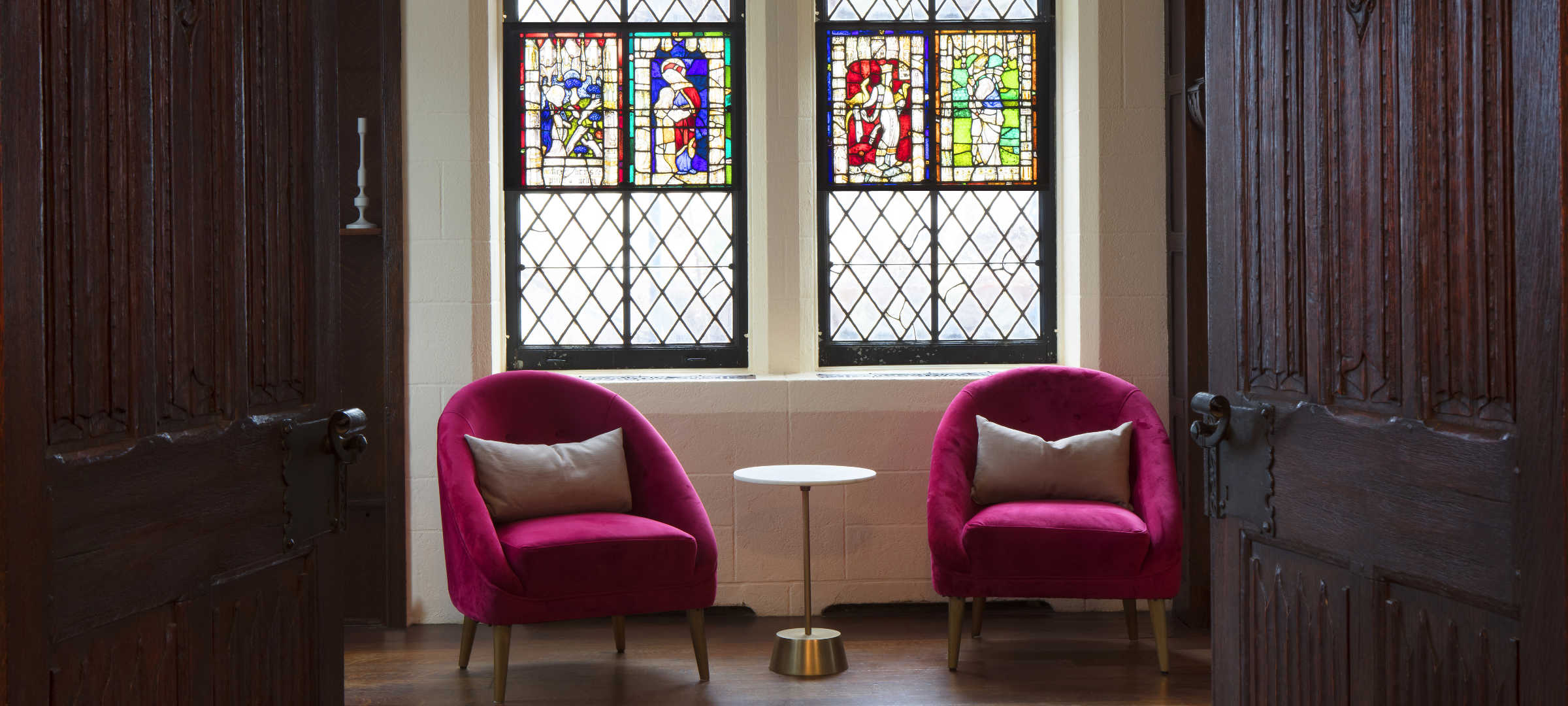 SBSG Interior Design Living Room 91 Central Park West, NY